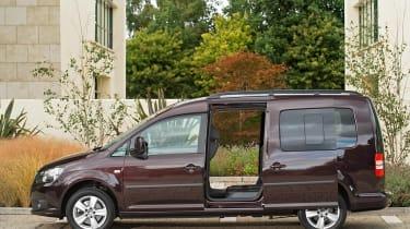 Volkswagen Caddy Maxi Life profile