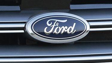 Ford Edge badge