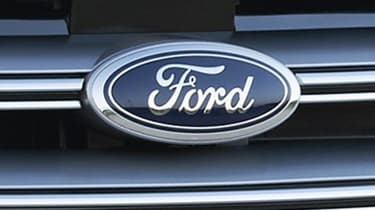 Ford Edge badge