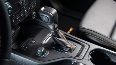 Ford Ranger Wildtrack - transmission