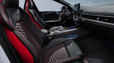 Audi RS 5 Sportback - front seats