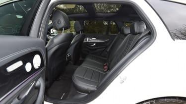 Mercedes E-Class Estate 2017 - E 220d 4MATIC rear seats