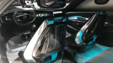 GAC Enverge - Detroit front seats