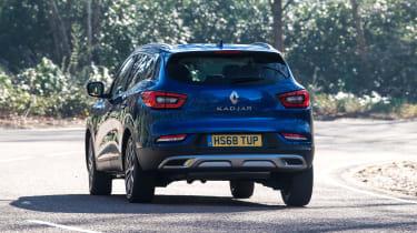 Renault Kadjar - rear cornering