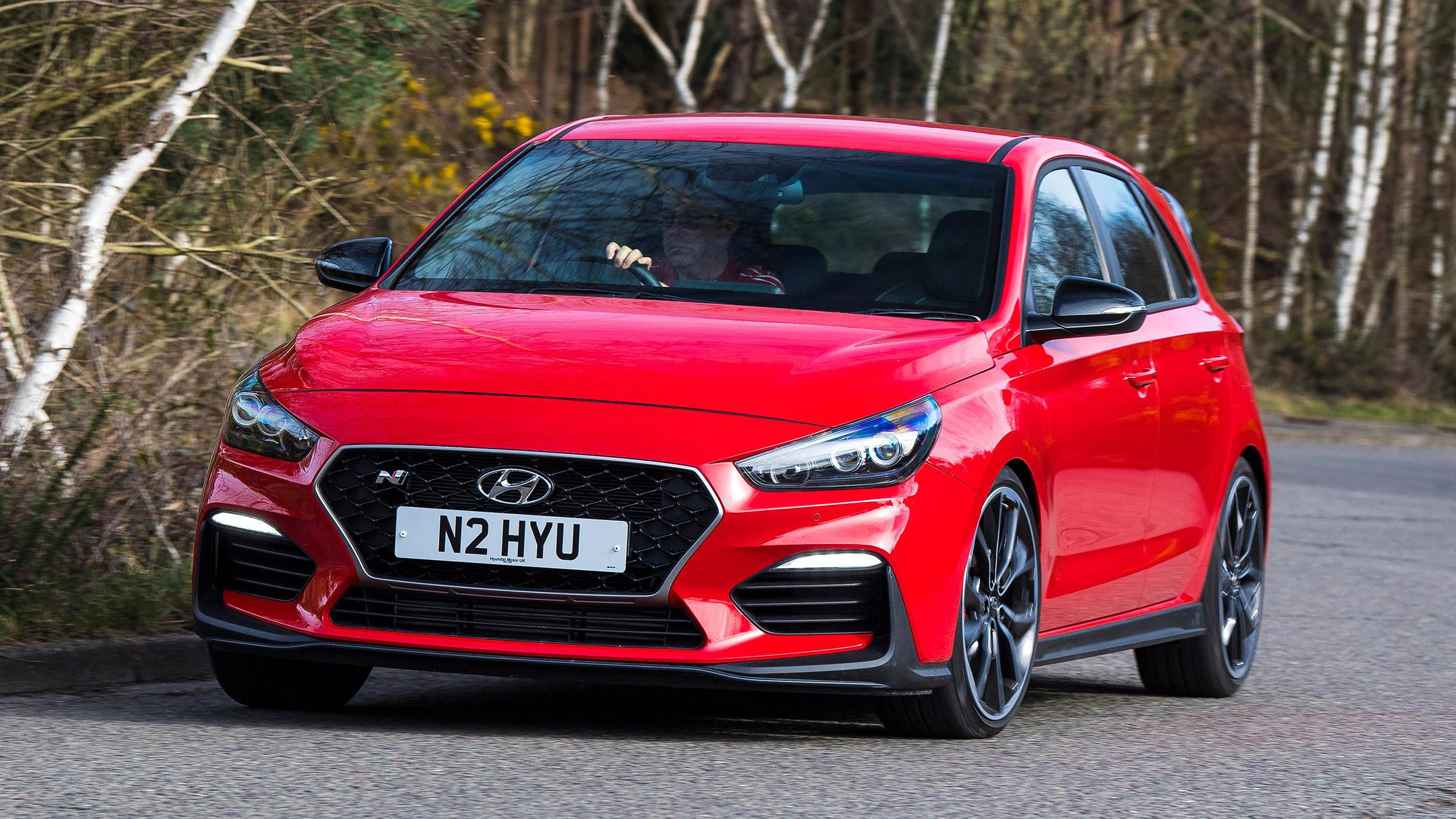 New Hyundai i30 N 2020 review   Auto Express