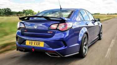 Vauxhall VXR8 GTS-R - rear