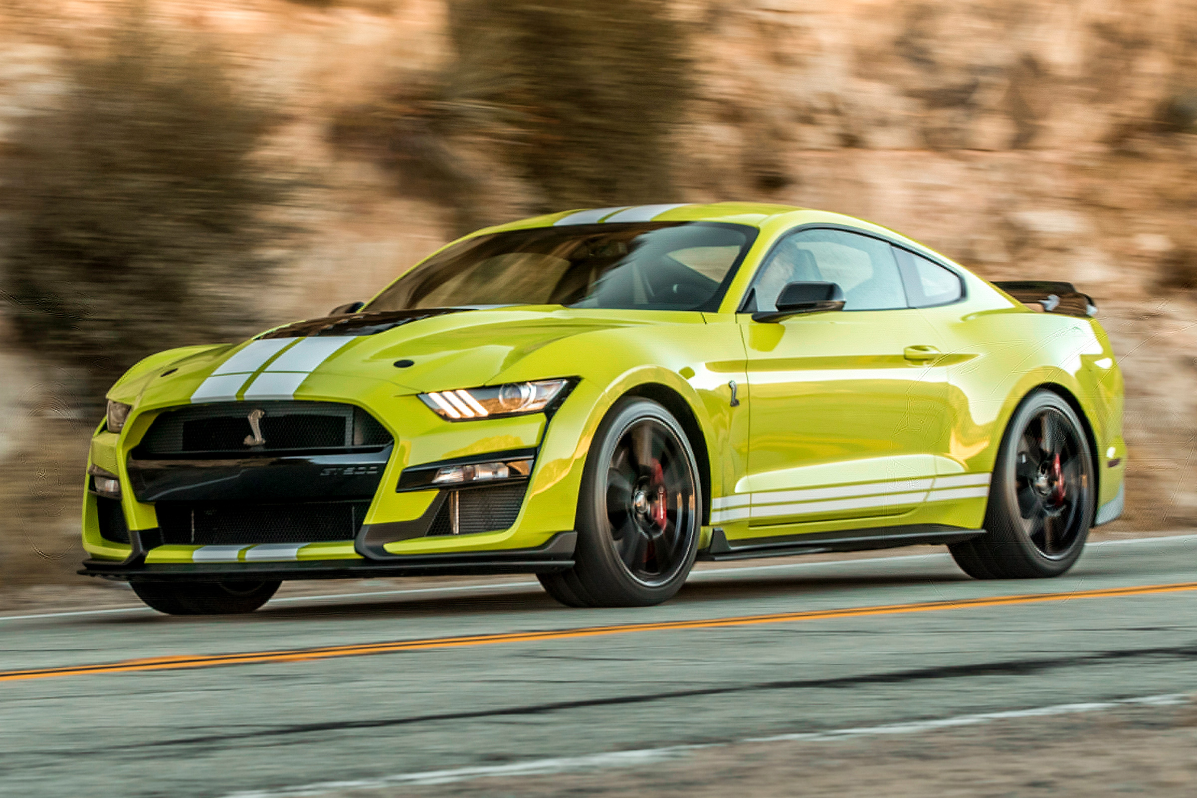 New Ford Mustang Shelby GT500 2019 review | Auto Express