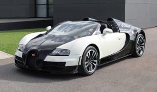 "Bugatti Veyron Grand Sport Vitesse ""Lang Lang"" front"