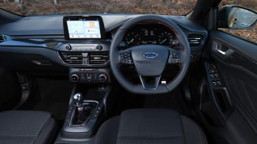 Ford Focus Estate - dash