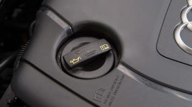 Used Audi A6 - oil