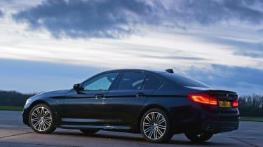 BMW 5 Series - rear static