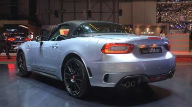 Abarth 124 GT - rear