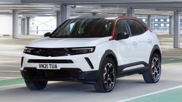 Vauxhall Mokka - front static