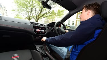 SEAT Arona long-term test - interior
