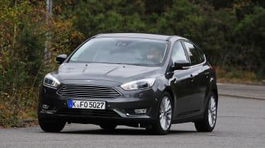 Ford Focus 1.0 EcoBoost Titanium front