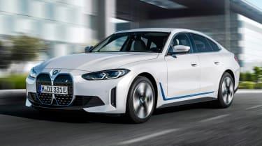 BMW i4 - longest range electric cars