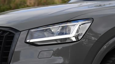 Audi SQ2 - headlight
