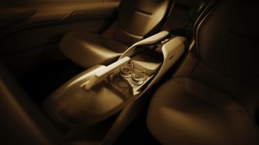 Audi Grand Sphere concept - interior teaser
