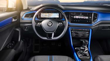 Volkswagen T-ROC - dash