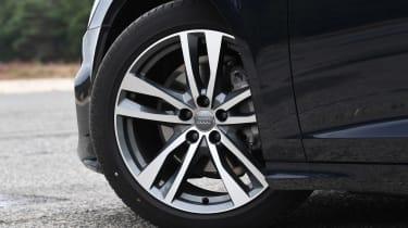 Audi A6 - wheel