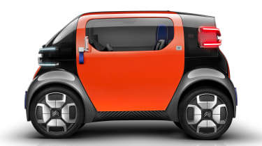 Citroen AMI ONE concept - side