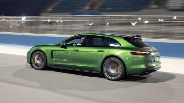 Porsche Panamera GTS - side