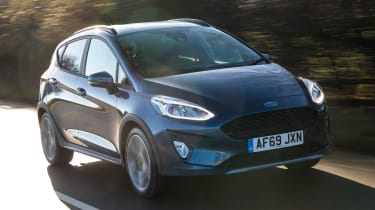 Ford Fiesta Active - front