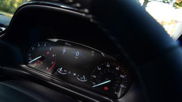 Ford Fiesta - dials