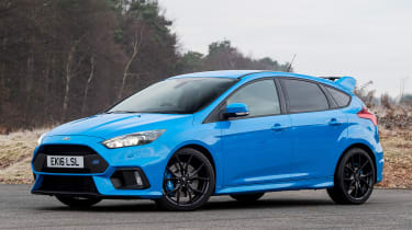 Ford Focus RS Mountune - front static