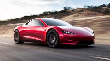 FA - Tesla Roadster