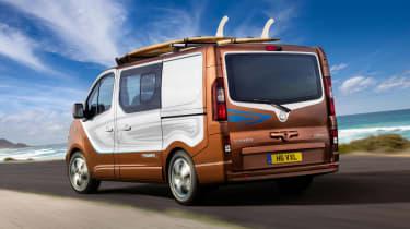 Vauxhall Vivaro Surf Edition - rear