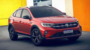 Volkswagen Nivus - front