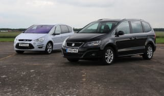 Ford S-MAX and SEAT Alhambra