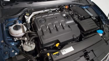 Used SEAT Leon Mk3 - engine