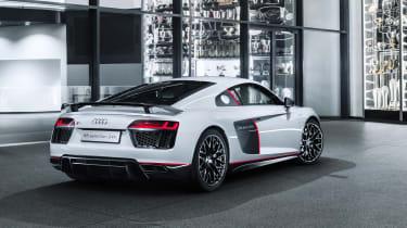 Audi R8 V10 Plus Selection 24h - rear quarter