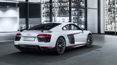 Audi R8 V10 Plus Selection 24h - rear quarter
