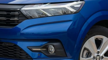 Dacia Sandero 2021 -  light