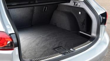Mazda 6 Tourer boot side