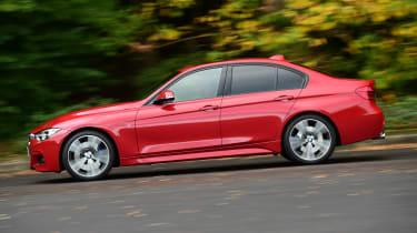 BMW 340i - side