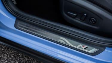 Hyundai i30 N  sill