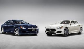 Maserati Quattroporte 2016 - twin