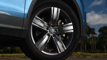 Volkswagen Tiguan Allspace - wheel