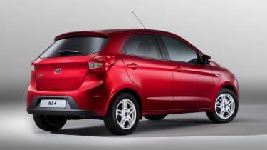 Ford Ka+ - rear studio