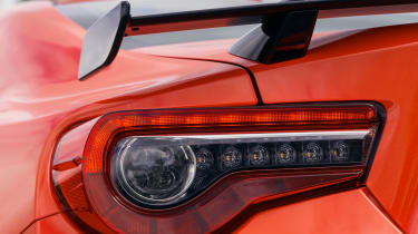 Toyota GT86 Orange Edition - tail light