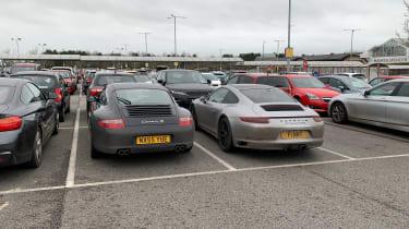 Porsche 911 feature - Carrera and 2017 GTS