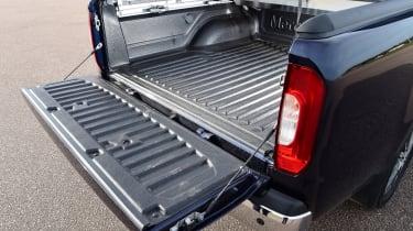 Mercedes x-class truck bed