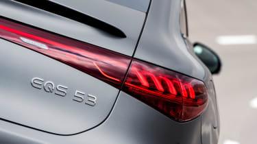 Mercedes-AMG EQS 53 - rear badge