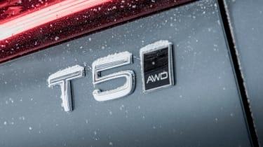 Volvo V60 Cross Country - T5 badge