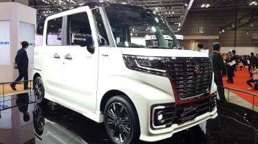 Suzuki Spacia Custom concept