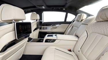 BMW 7 Series 760Li - rear seats